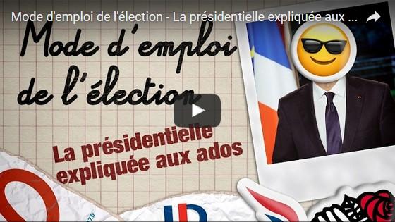 campagne présidentielle 2017 sondage