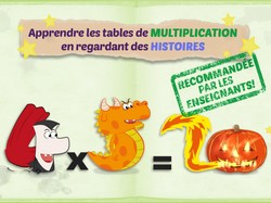 Classetice calcul et calcul mental - Methode pour apprendre les tables de multiplication ...