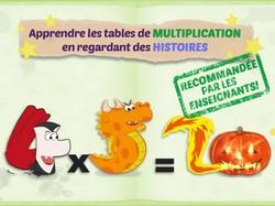 Classetice calcul et calcul mental - Apprendre tables de multiplication facilement ...